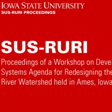 Outcomes published from Iowa State workshop on iss