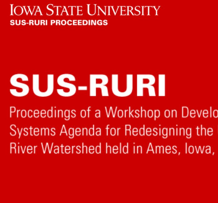 NSF SUS-RURI Workshop Proceedings