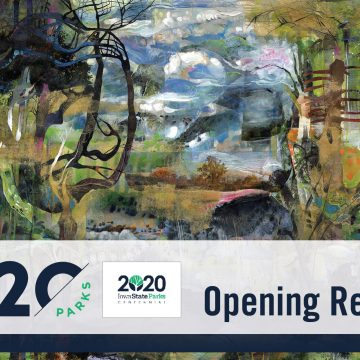 20 Artists, 20 Parks Virtual Exhibition Reception