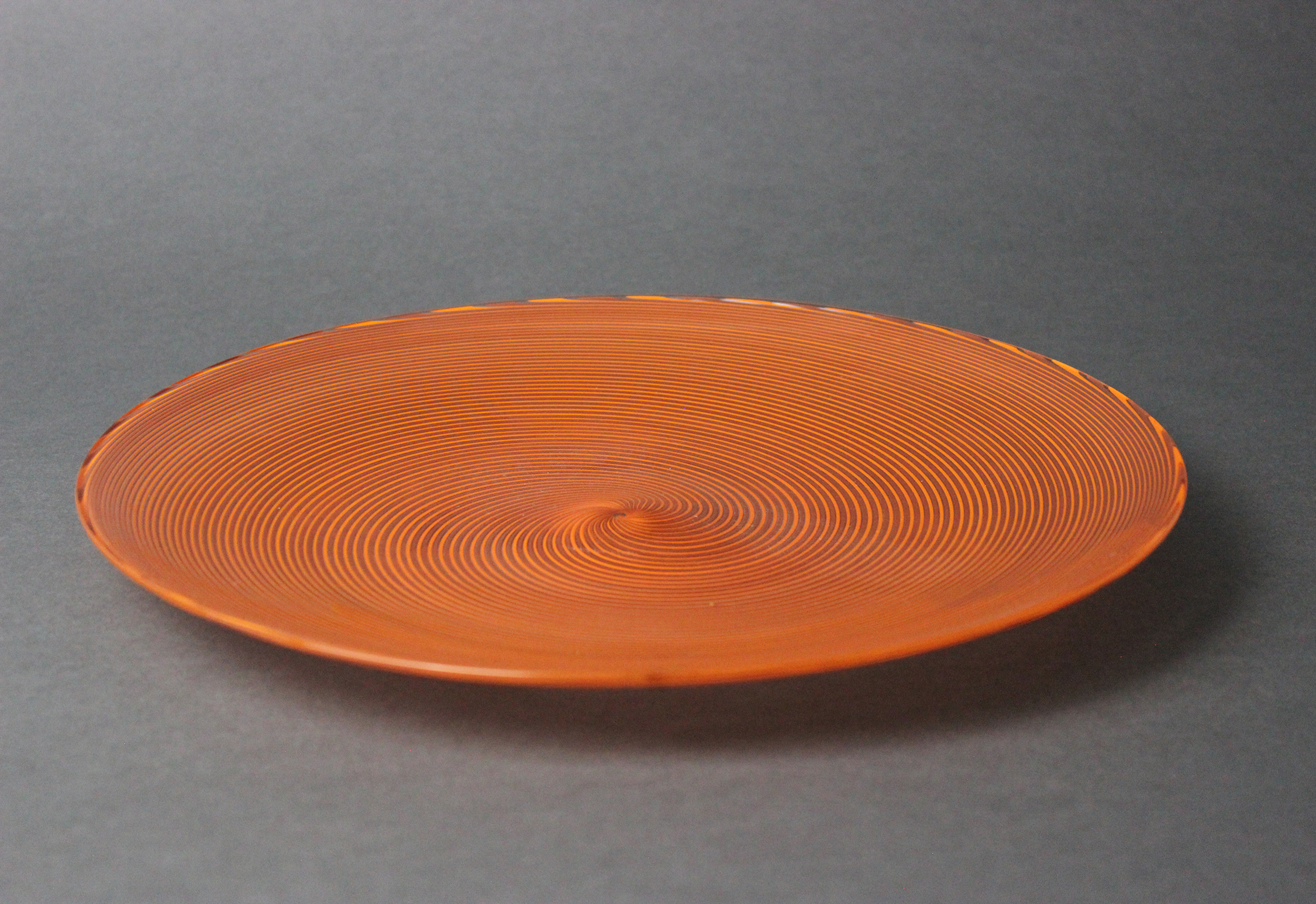 Venini Platter - Will Prindle Collection