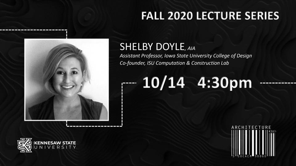 Shelby Doyle Kennesaw State Lecture