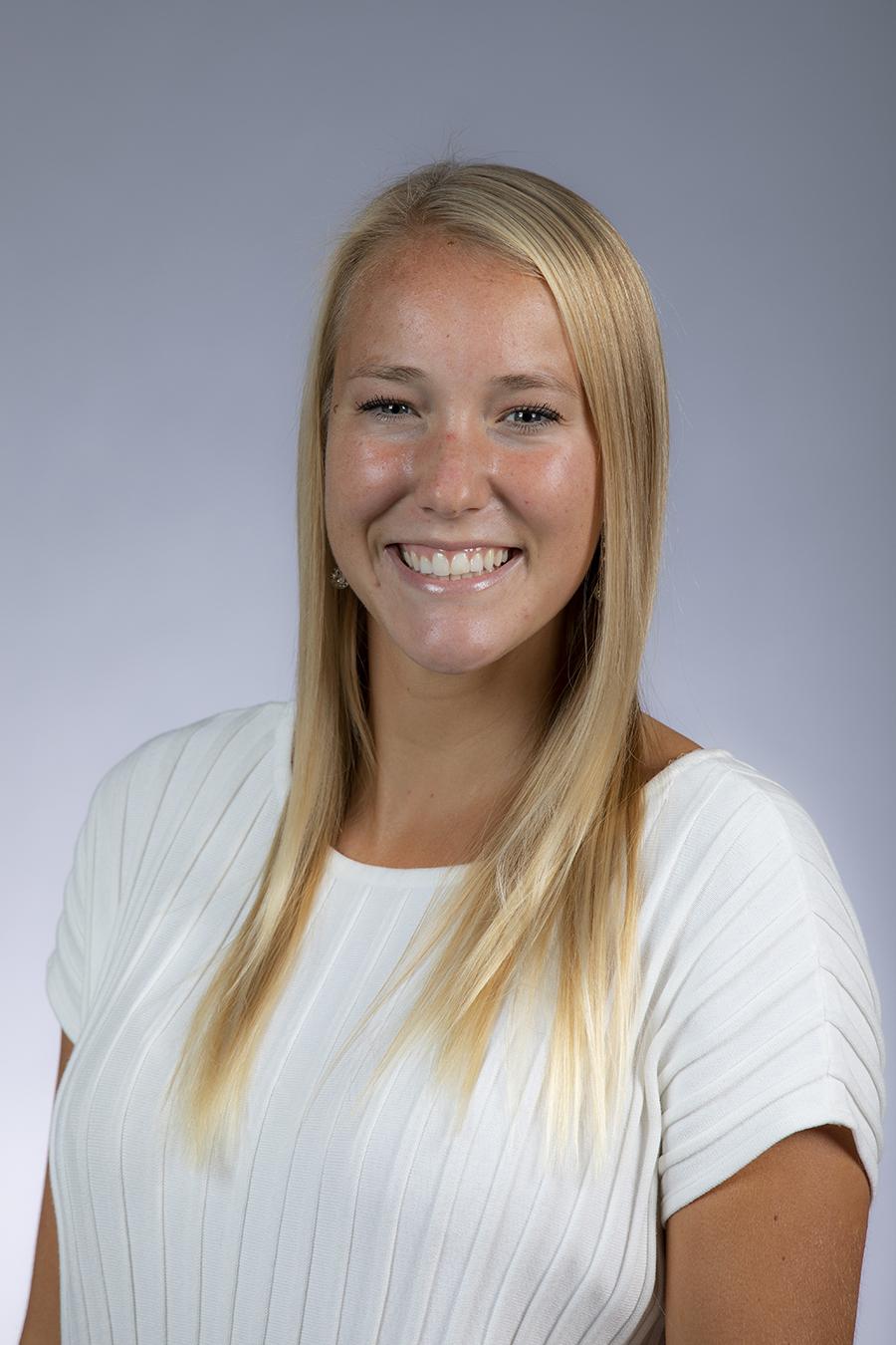 Cassandra Frazier (Christopher Gannon/Iowa State University)