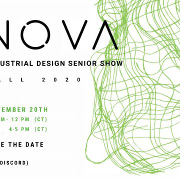NOVA: Fall 2020 Industrial Design Senior Show