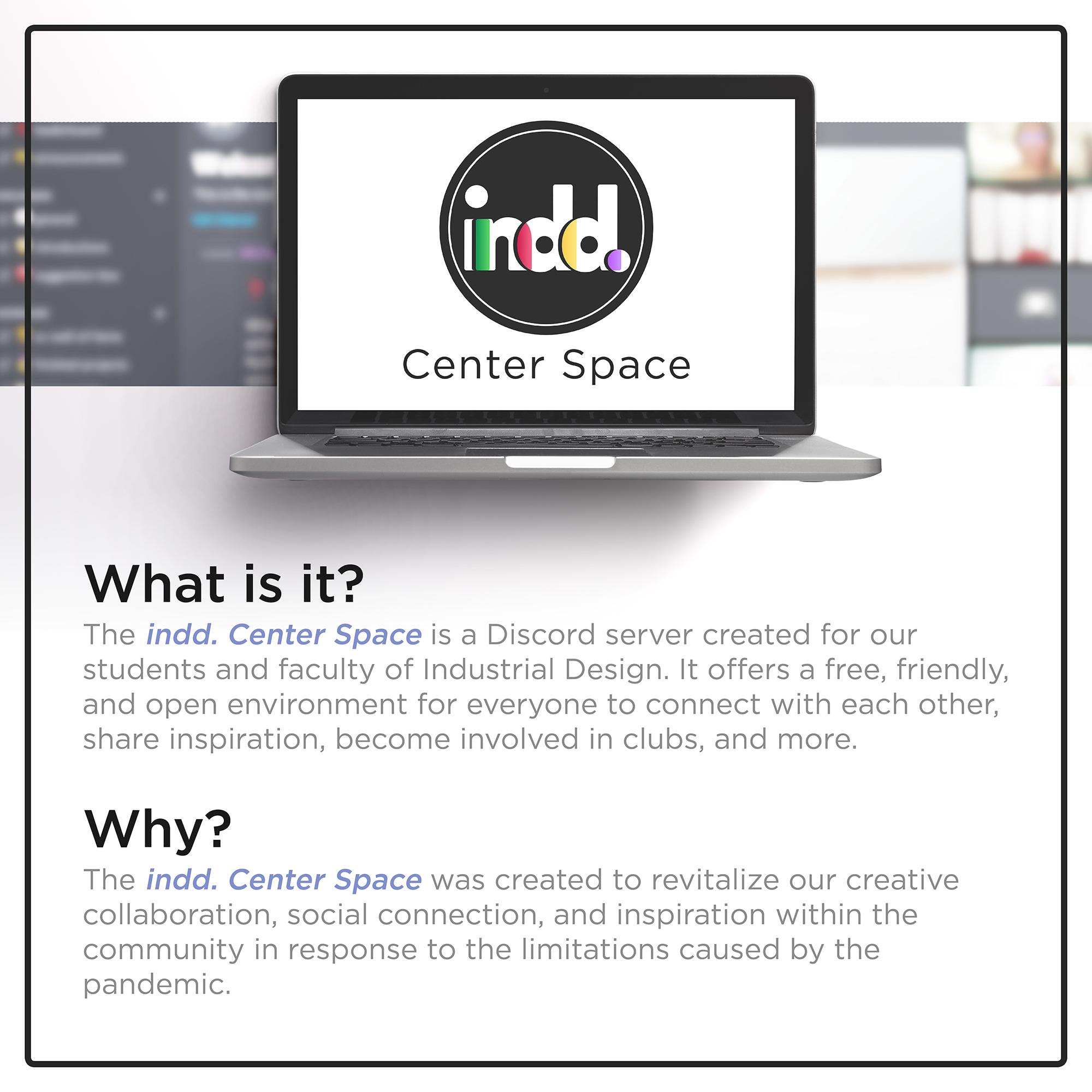 indd.Center Space server description by Michael Olk