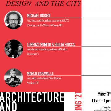 Design and the City Round Tables Session I: Archit