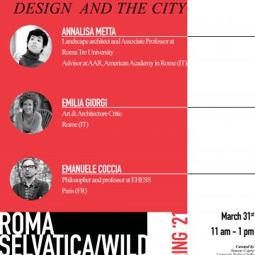 Design and the City Round Tables Session III: Roma