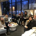 International Students in the COD with adviser Marina Reasoner