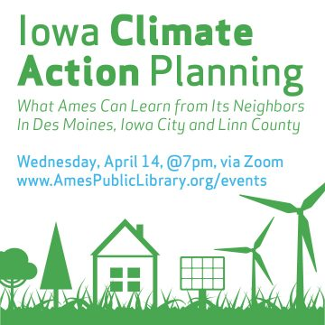 Iowa Climate Action Planning: What Ames Can Learn