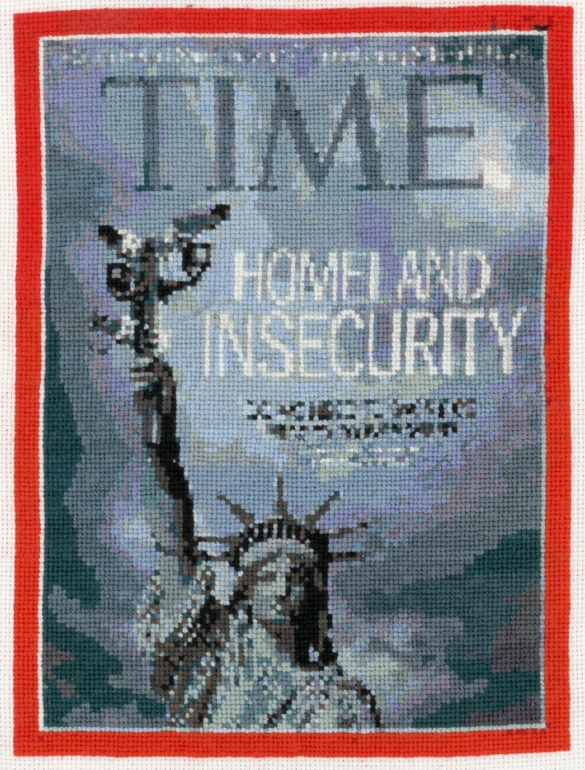 """""""Homeland Insecurity (May 13, 2013: Part I)"""" by Jennifer Drinkwater"""