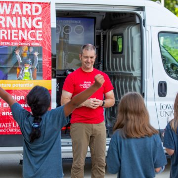 Iowa State STEM outreach programs join forces to e